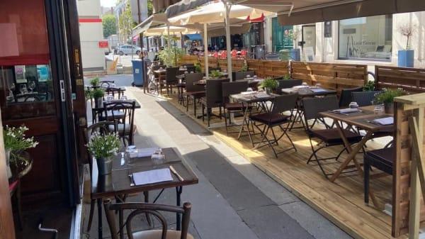 L'Adresse, Neuilly-sur-Seine