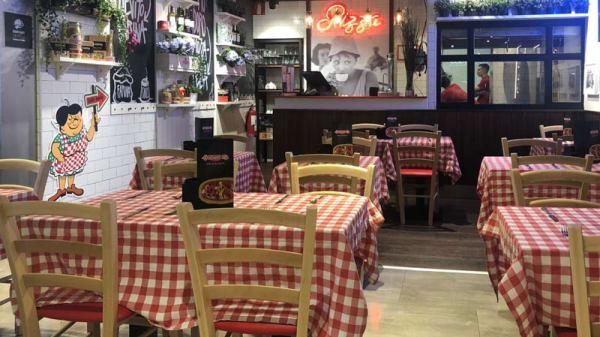 Vista de la sala - O Mamma Mia - Gourmet Experience, Málaga