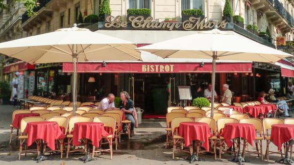 Le Champ de Mars Brasserie - Café, Paris