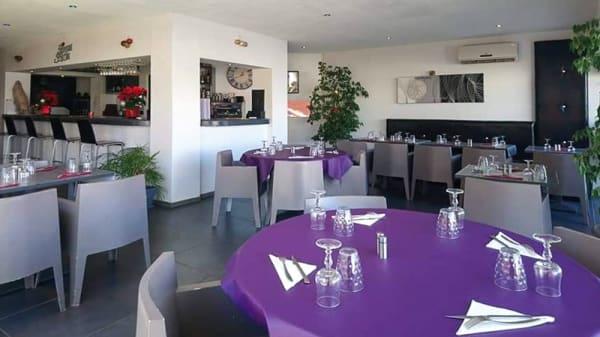 Salle du restaurant - La Makina, Agde
