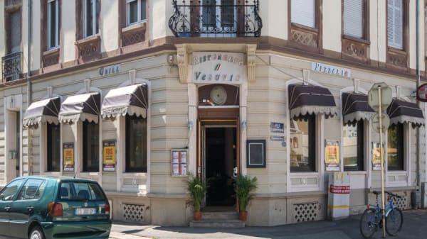 Entrée - Vesuvio ristorante, Mulhouse