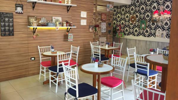 Salão Principal - Masccavo Café, Embu das Artes