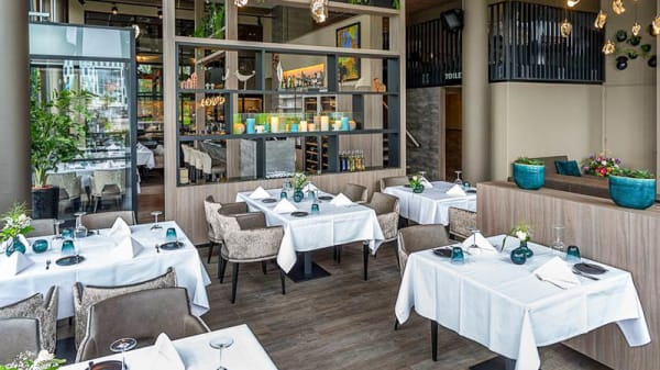 Het restaurant - Restaurant Silver, Lelystad