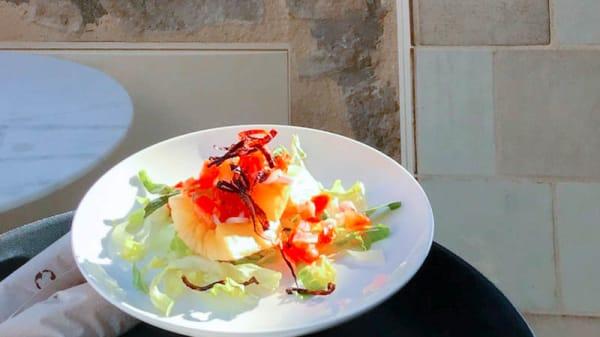 suggerimento dello chef - Hibiscus, Domme