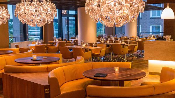 Het restaurant - Holland Casino Nijmegen, Nijmegen