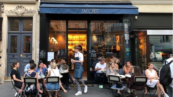 Devanture - Jacques, Paris