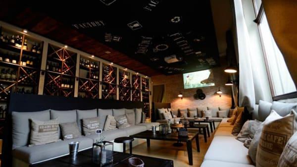 Vista sala - Factory Wine Bar, Lamezia Terme