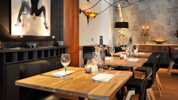 Het restaurant - Restaurant Orange (Golden Tulip Keyser Breda), Breda