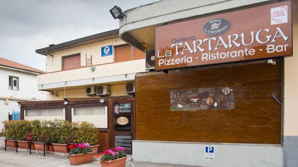 Entrata - Osteria la Tartaruga, Campi Bisenzio