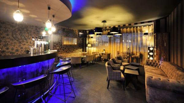 Espace lounge - Nota Bene, Montceau-les-Mines