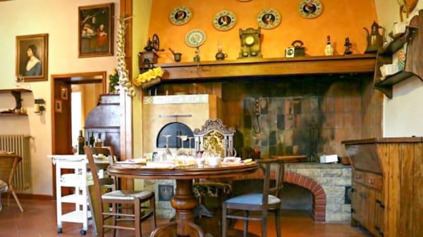 Sala del ristorante - Cocciopesto Bistrot, Bagno A Ripoli