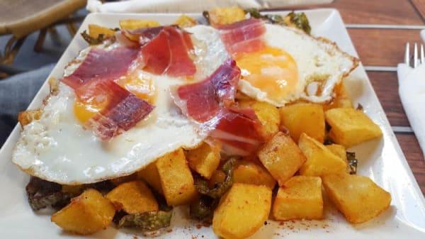 Sugerencia del chef - Mesón el Chozo Extremeño, Badajoz