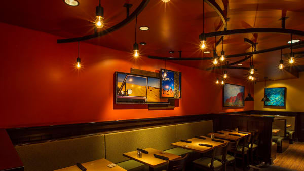 Rw Ambiente - Outback Steakhouse Barigui, Curitiba