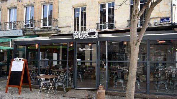 Devanture - Les Fils à Maman - Caen, Caen