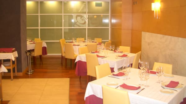 Sala del restaurante - Gala, Calahorra
