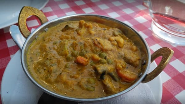 Curry Kitchen - Curry Kitchen, Mölndal