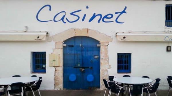 Vista entrada - Casinet, Sant Salvador - Coma-Ruga