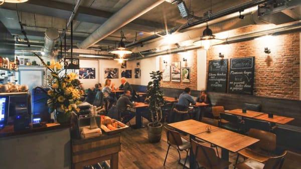 Restaurant - Nozem Hoofddorp, Hoofddorp