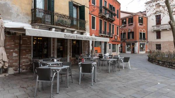 Devanture - Taverna Capitan Uncino, Venezia