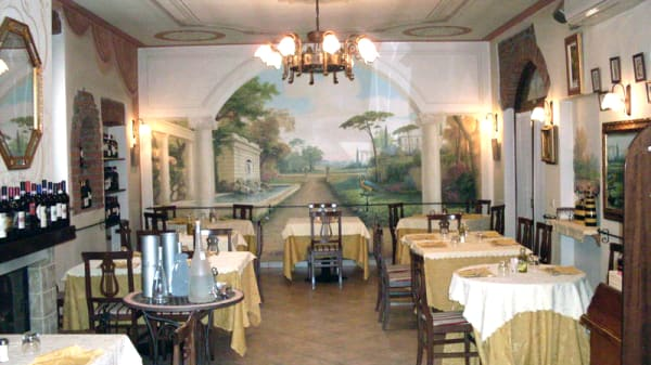 Vista sala - La Colombera, Gorla Maggiore