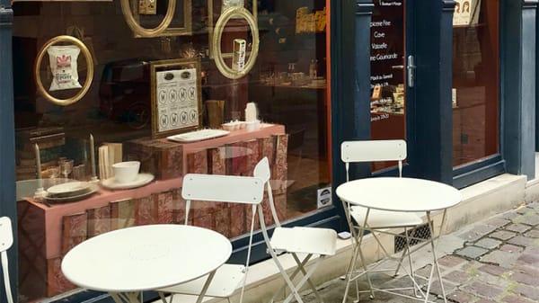 Vue de la salle - Goût Boutique A Manger, Rouen