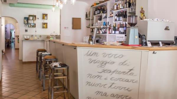 Sala - La Svolta Cucina di Ragione, Bologna