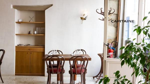 Restaurant - Capitaine, Paris