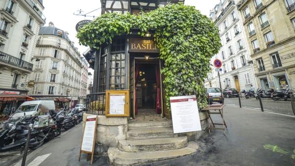 Restaurant Le Basilic - Le Basilic, Paris