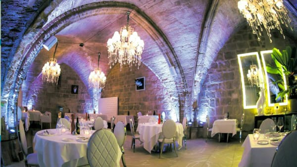 Vue de l'intérieur - 1789 Restaurant Lounge, Montpellier