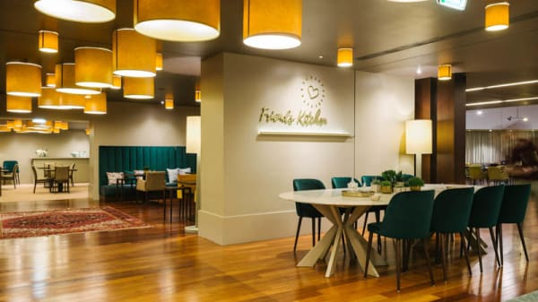 Vista da sala - Friends Kitchen, Vila Nova de Gaia