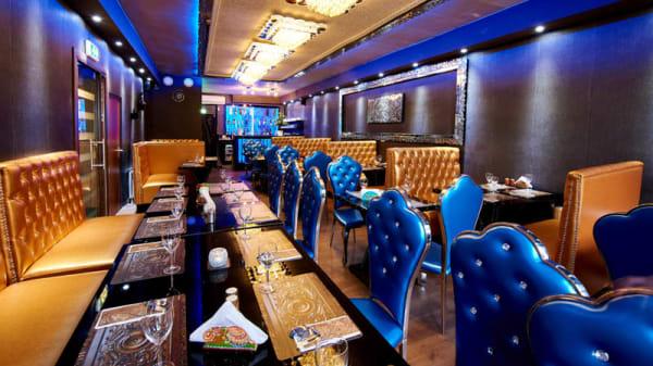 Het restaurant - What's Up India, Rotterdam