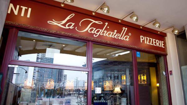 Vista entrada - La Tagliatella Diagonal Mar, Barcelona