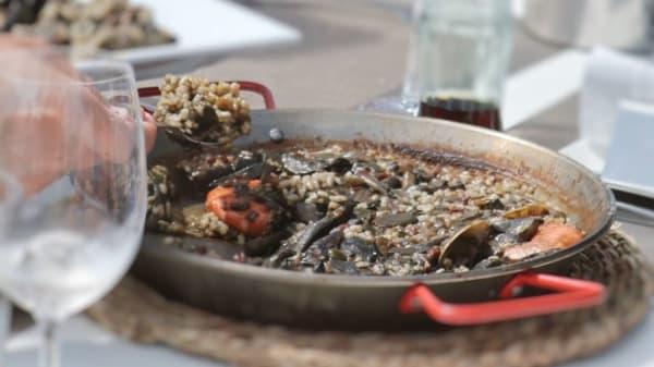 Paella de marisc - SedPoint Restaurant&Club, El Masnou
