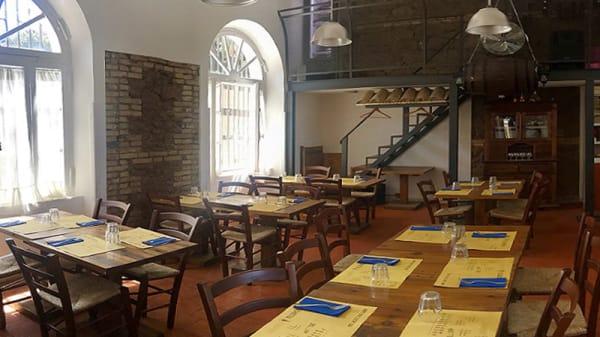 Vista della sala - Fraschetta Gourmet, Roma