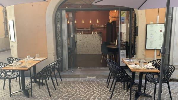 Vue de la salle - Le Petit Viennet, Béziers