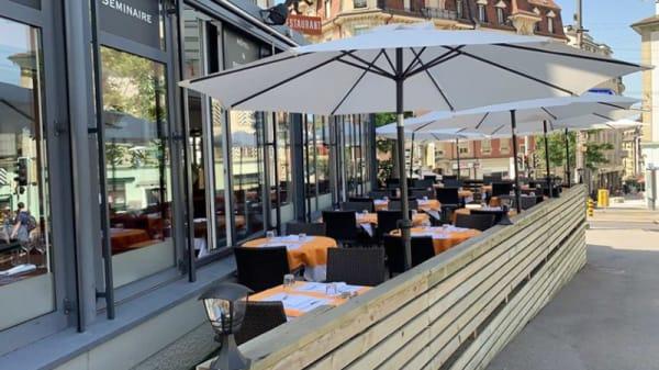 Terrasse - Restaurant de l'Ours, Lausanne