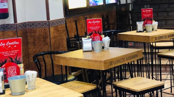 Restaurante Las Costillas, Madrid