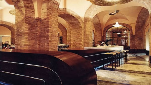 Vista sala - Caffè Concerto, Modena
