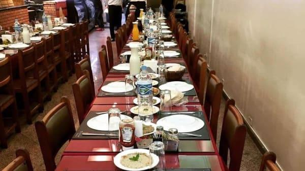 Altanur Restaurant, São Paulo