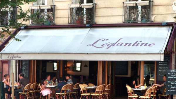 L'Eglantine, Paris