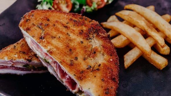 Sugerencia del chef - La Contentura, Córdoba