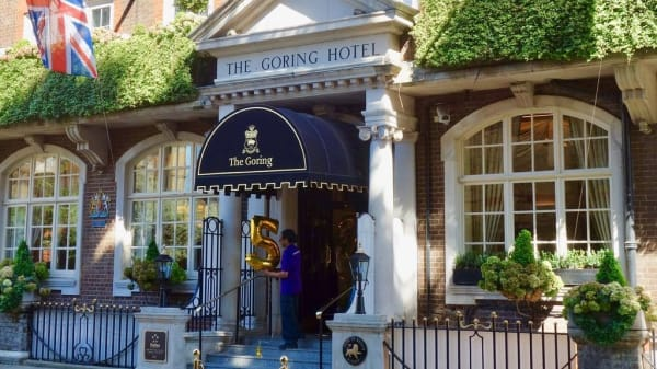 Afternoon Tea at The Goring, London