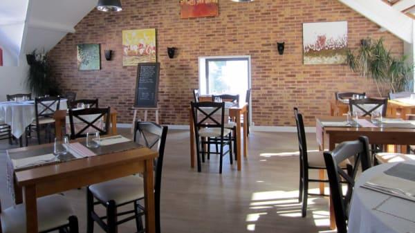 Salle du restaurant - Les Oliviers, Vannes