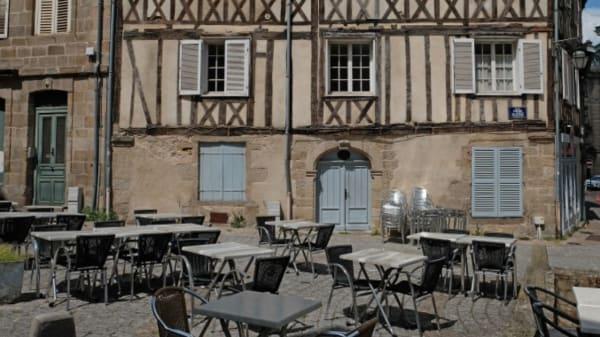Terrasse - Bistrot de l'Opéra, Limoges