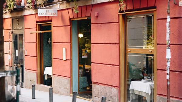 El Cocinillas, Madrid