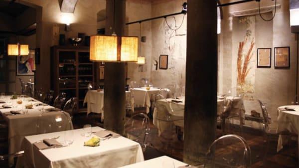 Vista sala - Sarmassa, Bergamo