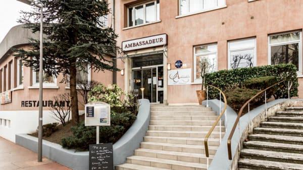 Entrée - Les Ambassadeurs, Saint-Chamond