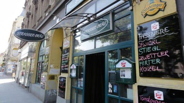 Fassade - Strasser Bräu, Wien