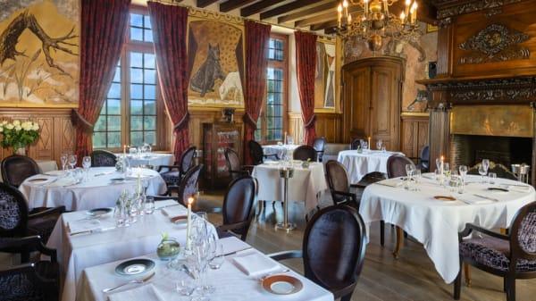 Salle du restaurant - La Table du Château, Fère-en-Tardenois