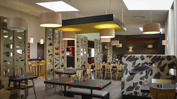 vue de la salle - MEUH ! Restaurant Saint Médard, Saint-Médard-en-Jalles